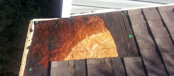 residential shingle repair bad wood01
