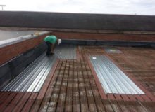 Commercial Tpo Flat Roof Repair Norfolk Pro Systems Inc
