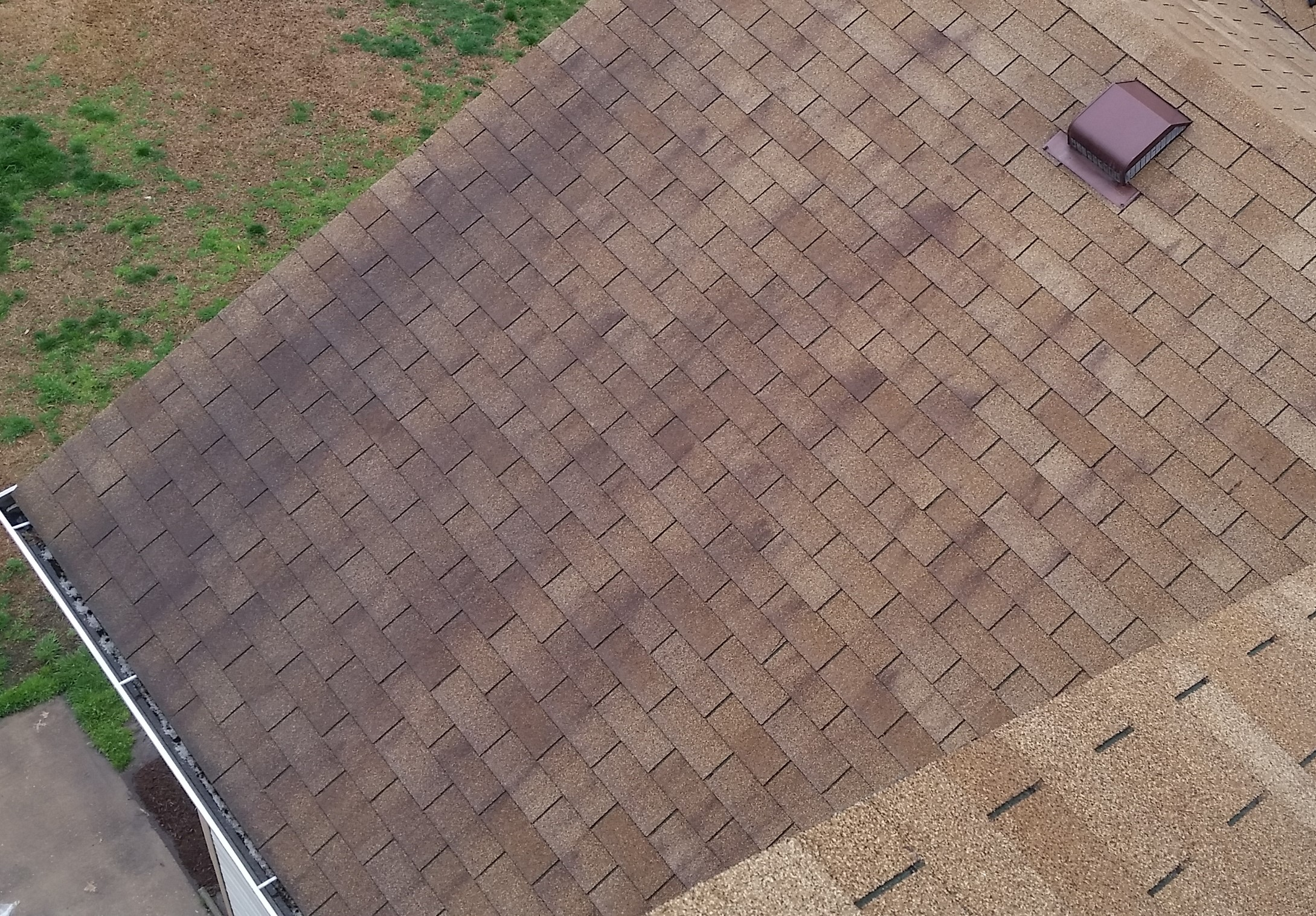 What Are The Black Streaks On My Shingle Roof